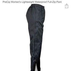 Marmot Pants - Marmot precip full side zip waterproof pants